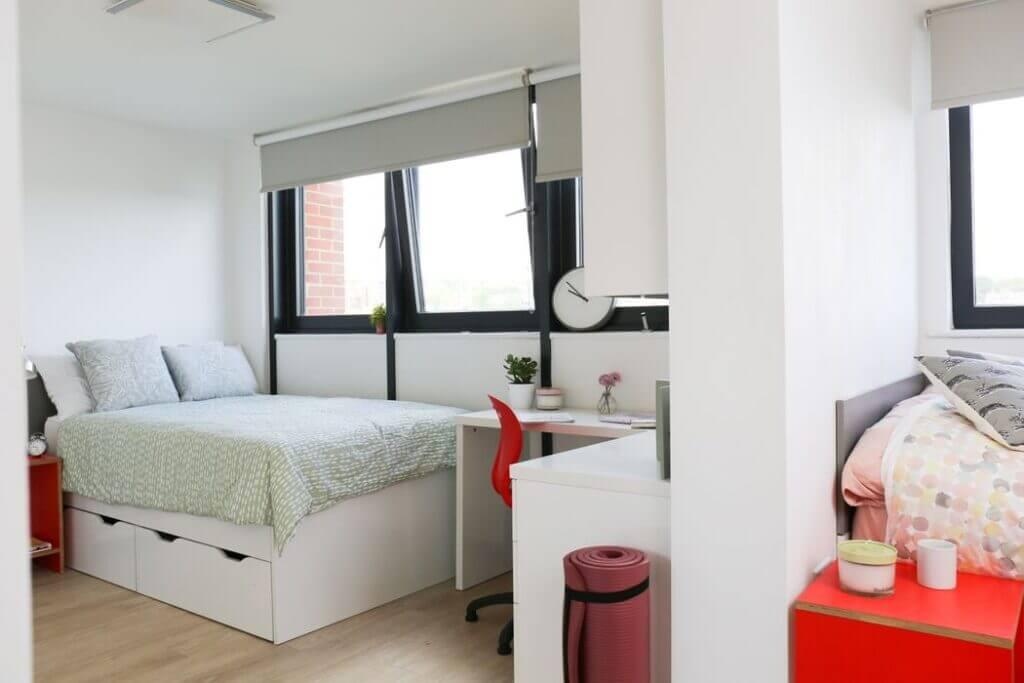 倫敦學生公寓