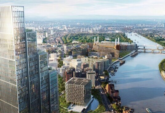 英國倫敦 One Thames City 泰晤士河1號